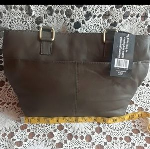 NWT GREAT AMERICAN LEATHER WORKS HANDBAG